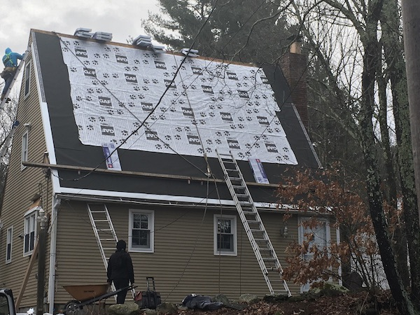 Elm-Street-Hopkinton-MA-Roof-Install-January-2017-During