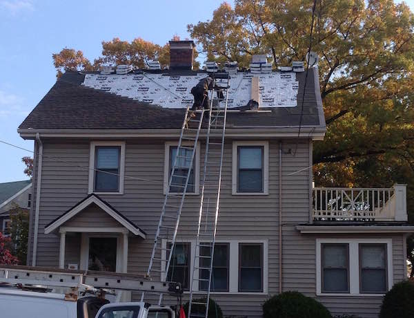 14 Grew Ave Roslindale Ma 02131 Roof Replacement