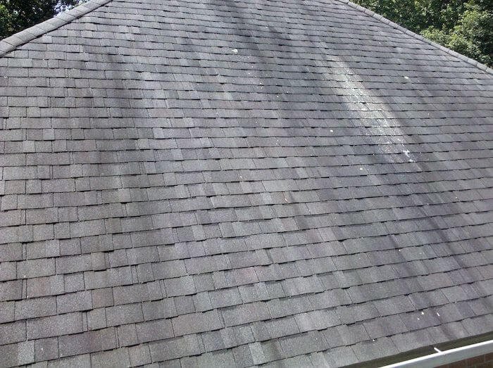 exterior roof inspection