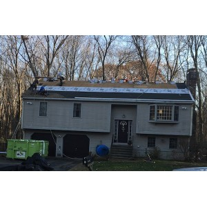 Orchard-Drive-Hudson-MA-Roof-Install-November-2016-Underlayment