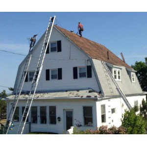 Sea-Ave-Quincy-MA-Roof-Install-June-2016-Remove-Old-Shingles