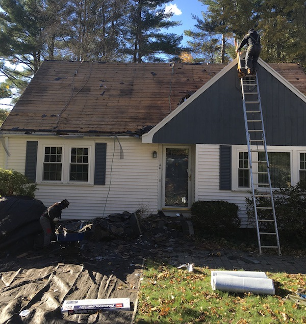 Summer-Hill-Road-Maynard-MA-Roof-Install-October-2016-Before