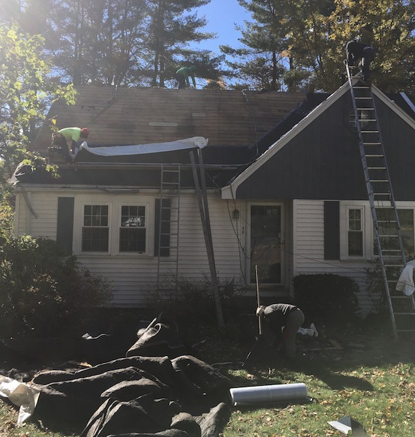 Summer-Hill-Road-Maynard-MA-Roof-Install-October-2016-During