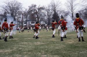 Patriot's Day in Boston