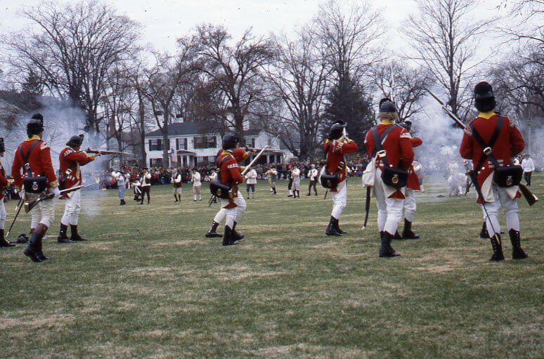 Patriot's Day in Boston