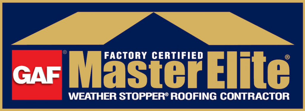 GAF Master Elite Roofing Contractor Certification