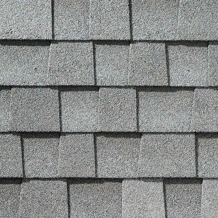 Fox Hollow Gray shingle color