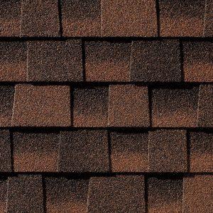 Hickory shingle color