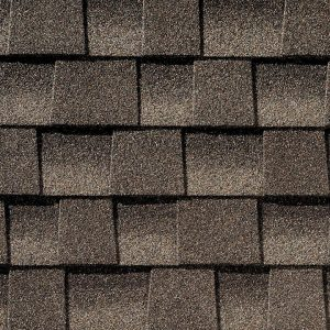 Mission Brown shingle color
