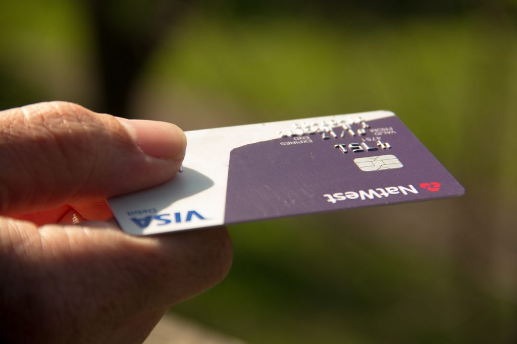credit card payment for roofing